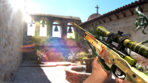 Dragon Lore Wallpaper