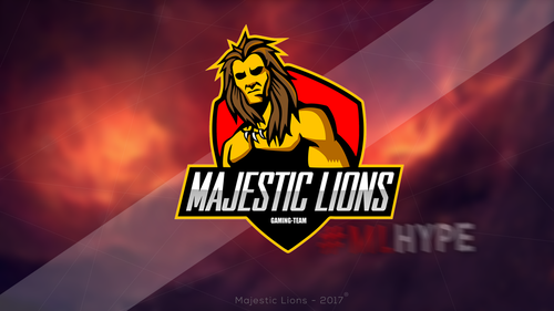 Majestic Lions Wallpaper