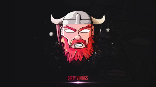 Dirty Vikings Wallpaper