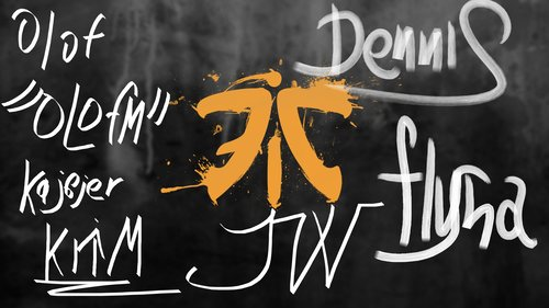 fnatic autograph from Ronofar