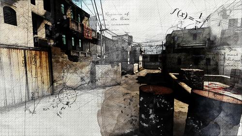 Dust 2 Architecture