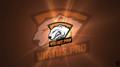 Virtus.Pro wallpaper by Ronofar