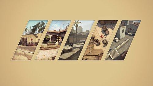 CS:GO Maps