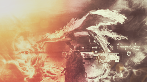 AWP   Dragon Lore