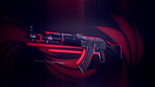 AK RedLine Wallpaper