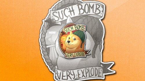 Bomb Doge
