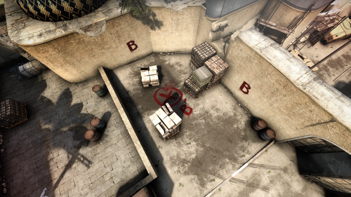 Dust 2 Wallpaper