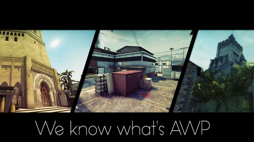 We know what's AWP in Mid/Long