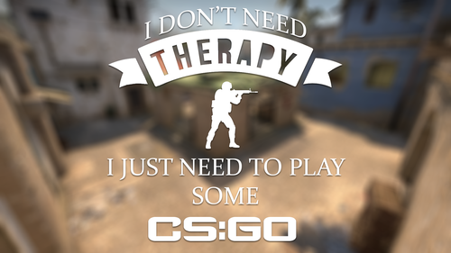 I don't need therapy (Desktop)