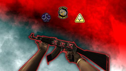 AK-47| Redline