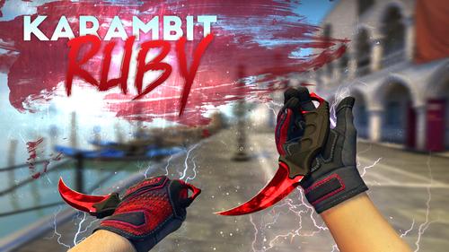 Karambit Ruby